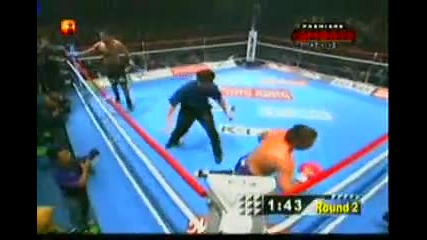 Peter Aerts vs Badr Hari