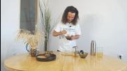 Рецепта за закуска от лимец в термос с мед и кокос - лимедко :-)