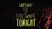 Olly Murs - Dance With Me Tonight ( Lyric Video )