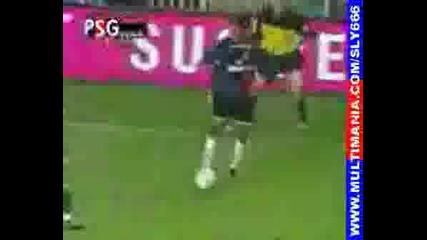 Henry And Ronaldinho.avi