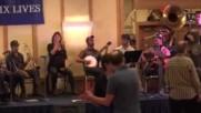 Tuba Skinny last set A Tribute to Bix Racine March 12th 2017