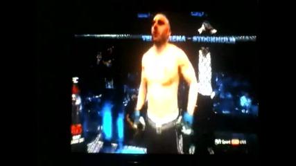Stanislav nedkov vs Nikita Krylov Ufc On Fox14