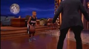 11 Year Old Basketball Star Julian Newman Challenges Conan To A Game