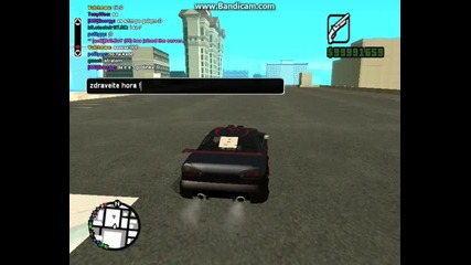 Gta Samp - drift2