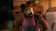 Маша и мечока епизод 2