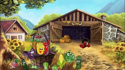 Благодатна есен - детска песничка