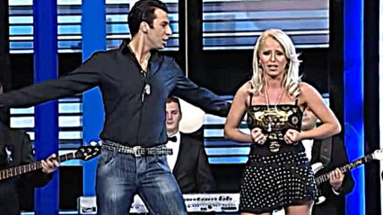 Amir Smajić i Ada Grahović - Ukradi me (gold music - Tv Pink)