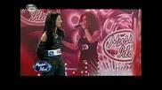 Music Idol 3 - Добромира Накара Журито Да Се Усмихне - Кастинг