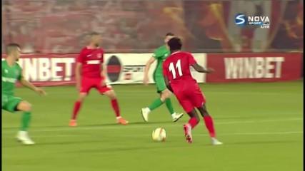Вторият гол на Родни Антуи срещу Ботев Враца