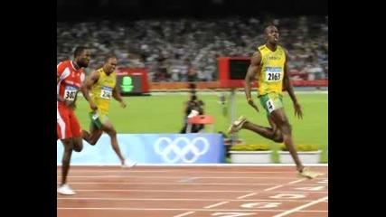 Най - Бързият Човек На Света