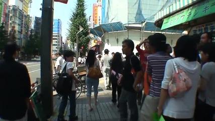 Разходка в Акихабара, Токио