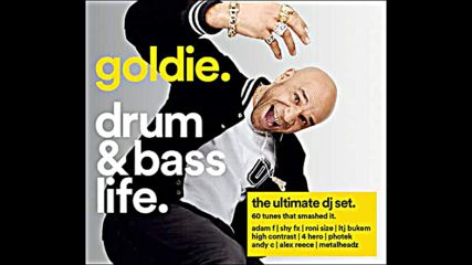 Goldie pres Drum & Bass Life 2019 cd4