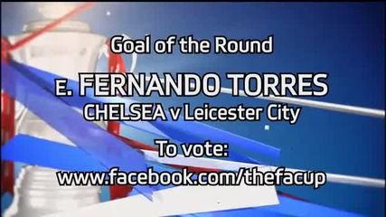 Best goals of the round Fatv Fa Cup 6th Round Proper 2012