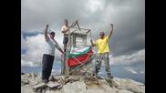 El pueblo unido na Musala - 2925 m.
