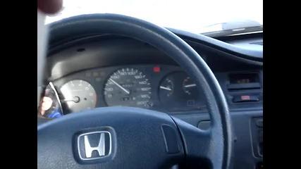 Honda Civic B20b Turbo