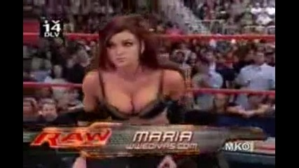 John Cena and Maria - Inlove