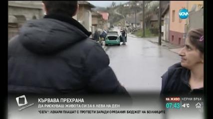 Работници от катастрофата край Върбица рискуват за 6 лв. на ден