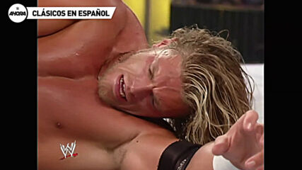 Edge vs. Kurt Angle – WWE Judgment Day 2002 (Lucha Completa)
