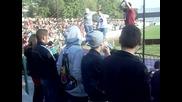 Черно море - Ц С К А 0:0 2011/2012 В село подуене
