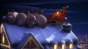 Недоразумение с елените на Дядо Коледа