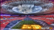 Донбас Арена, Капацитет: 51.500 - Украйна, Евро 2012