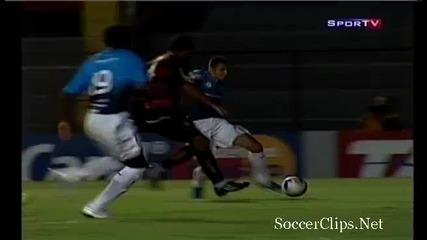 Sport v Cruzeiro - Goals
