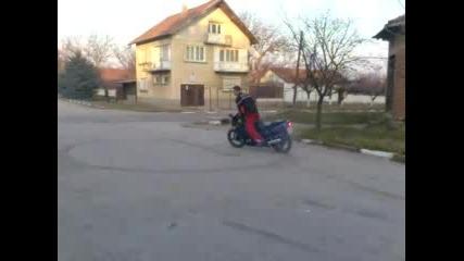 Въртене С Мотор