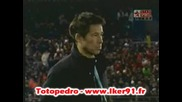18.12 Гамба Осака - Манчестър Юнайтед 3:5 Дарън Флетчър гол