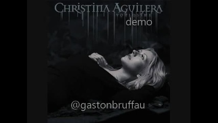 Christina Aguilera - You Lost Me ( Demo)