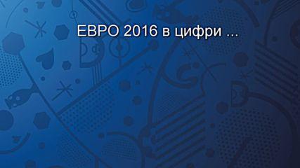 ЕВРО 2016 в цифри ..