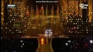 John Legend & Chen(exo) & Tiffany(snsd) - Green Light - 2014 Mama in Hongkong 031214