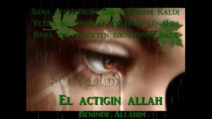 Emrah - El Actigim Allah Benimde Allahim 2011
