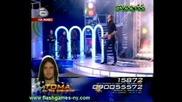 Music Idol 2 Final Песента На Тома Обичам те 02.06.2008 Good Quality