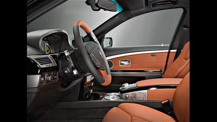 Bmw 7 серия срещу Mercedes S - класа [hq]