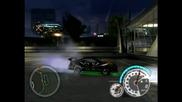 Nissan 240sx Hydro Burnout