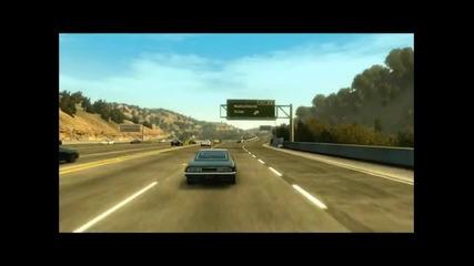 Grand Theft Auto - V Trailer 2012
