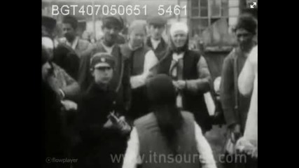 архивни кадри от стара София, 1913 г. - част 2