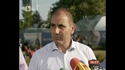 Атентатор-камикадзе взривил автобуса, жертвите са седем