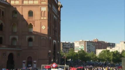 Red Bull X-fighters Мадрид 2012 - Най-доброто