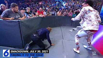 Top 10 Friday Night SmackDown moments: WWE Top 10, July 30, 2021