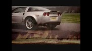 Chevrolet Corvette Z06 - Top Gear