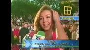 Талия На Червения Килим - Billboard Awards