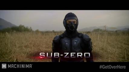 Смъртоносна Битка: Заветът - Реклама На Сезон 2 С Български Субтитри