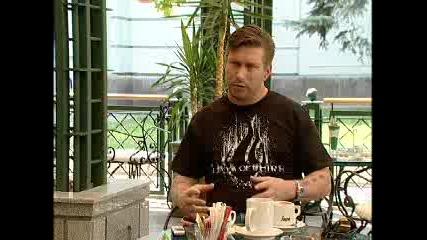 Стивън Болдуин (stephen Baldwin) - Интервю