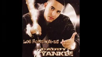 Daddy Yankee - Baila Girl. Todo Hombre Llorando Por Ti - Daddy Yankee