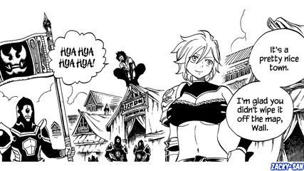 { Bg Sub } Fairy Tail Manga 466 - Assassin