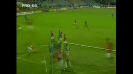 Цска - Левски 2:0 Говеждо сафари в София.