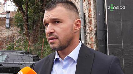 Божинов: Убеден съм, че Мъри ще върне Левски там, където му е мястото