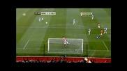 Манчестър Юнайтед - Блекбърн 1 - 0 гол на Бербатов