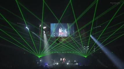 Ikimono Gakari - Netsujou no Spectrum Live ( Opening seven deadly sins )